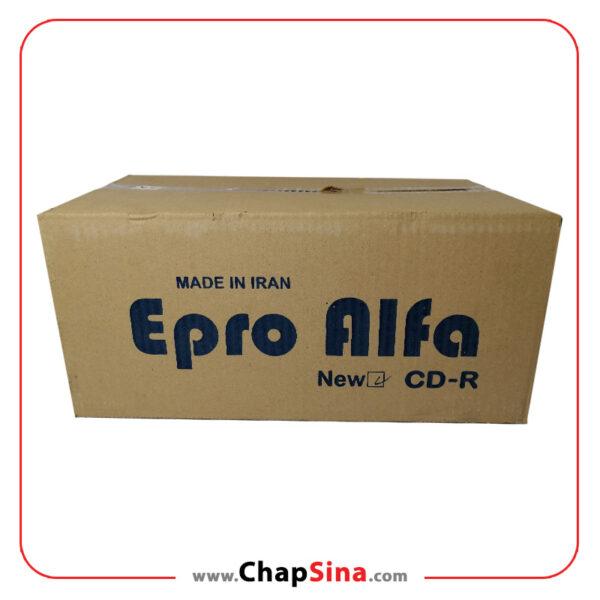 کارتون سی دی خام اپرو - اپرو (epro)